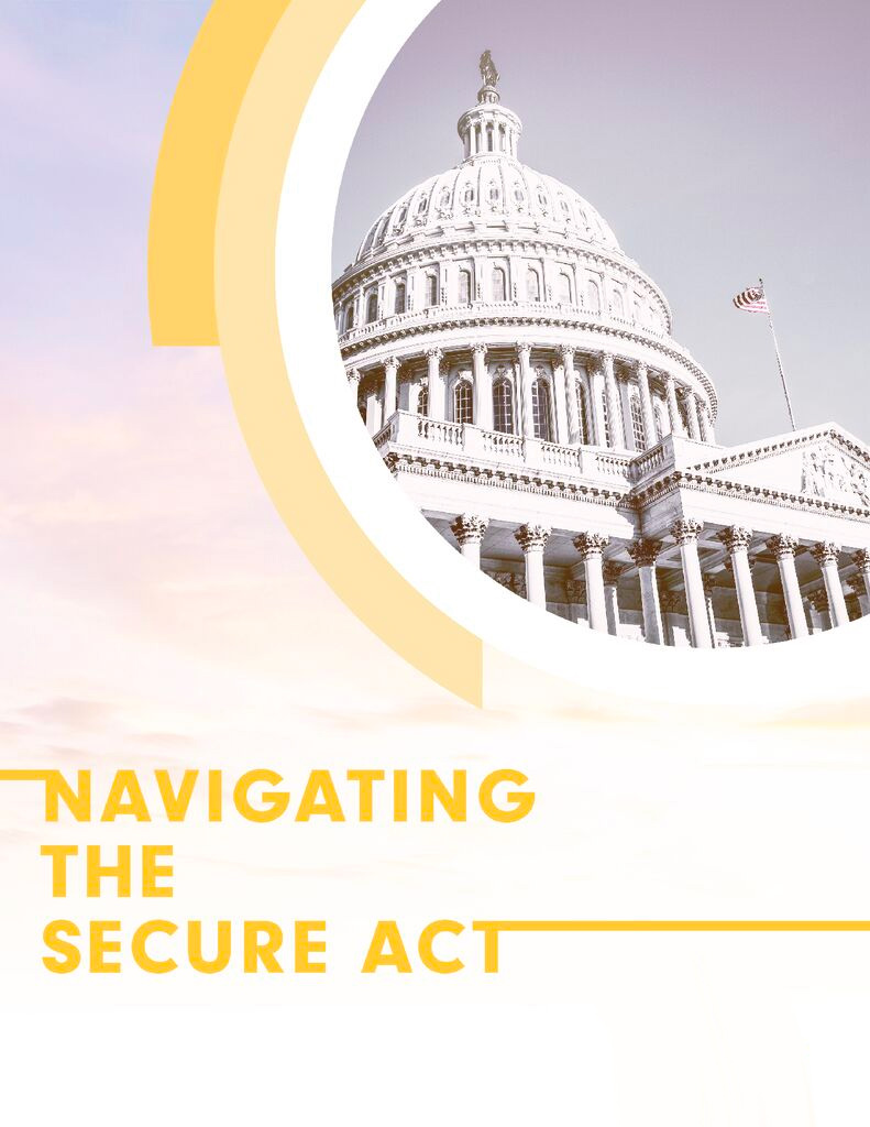 Navigating The Secure Act Guide